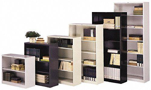 1 Shelf, 36 Inch Wide x 12 Inch Deep x 30 Inch High, Steel .