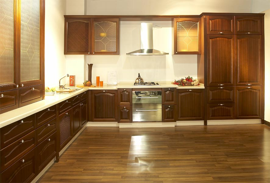 ... best solid wood kitchen cabinets ... FDTIJOJ