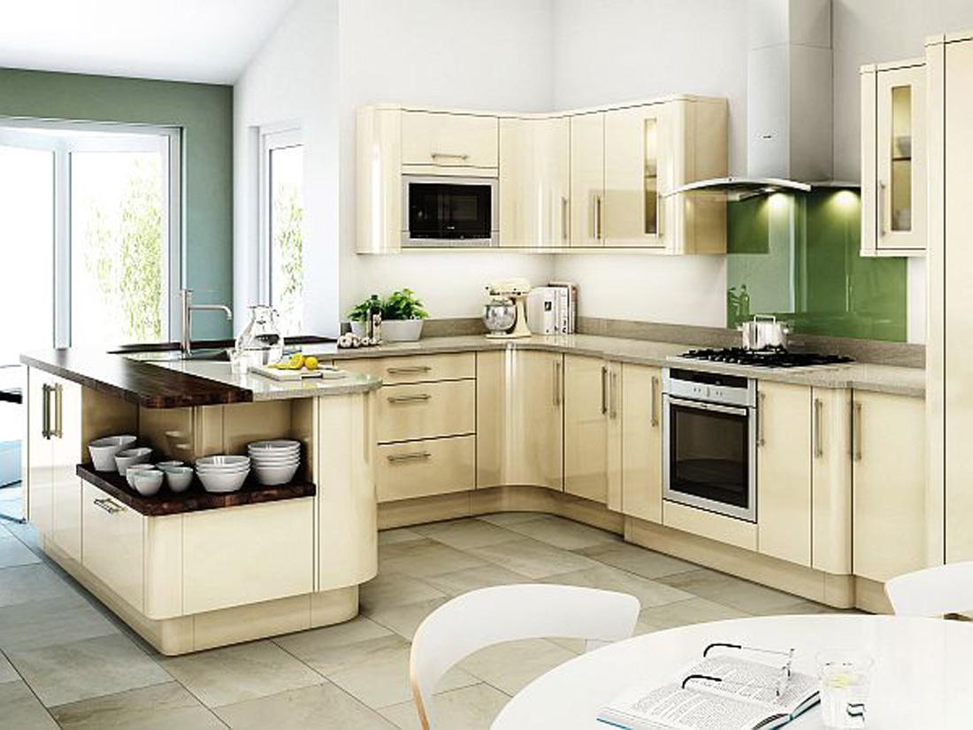 Get your kitchen stylish with kitchen decoration