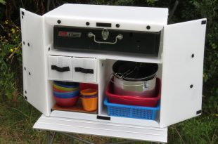 ... picture of camping kitchen box ... HSFUJOT