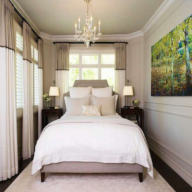 10 small bedrooms with huge amounts of style HDYLYEB