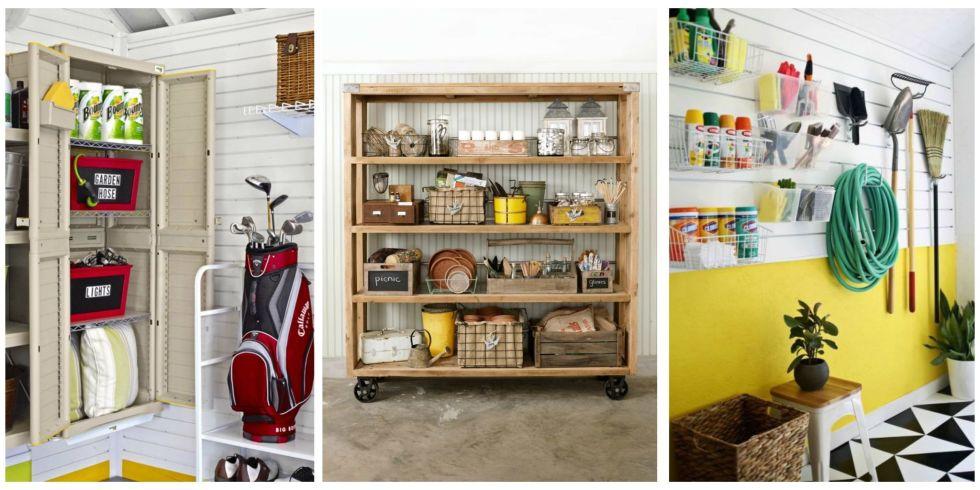 14 genius garage organization ideas HNOZYGL