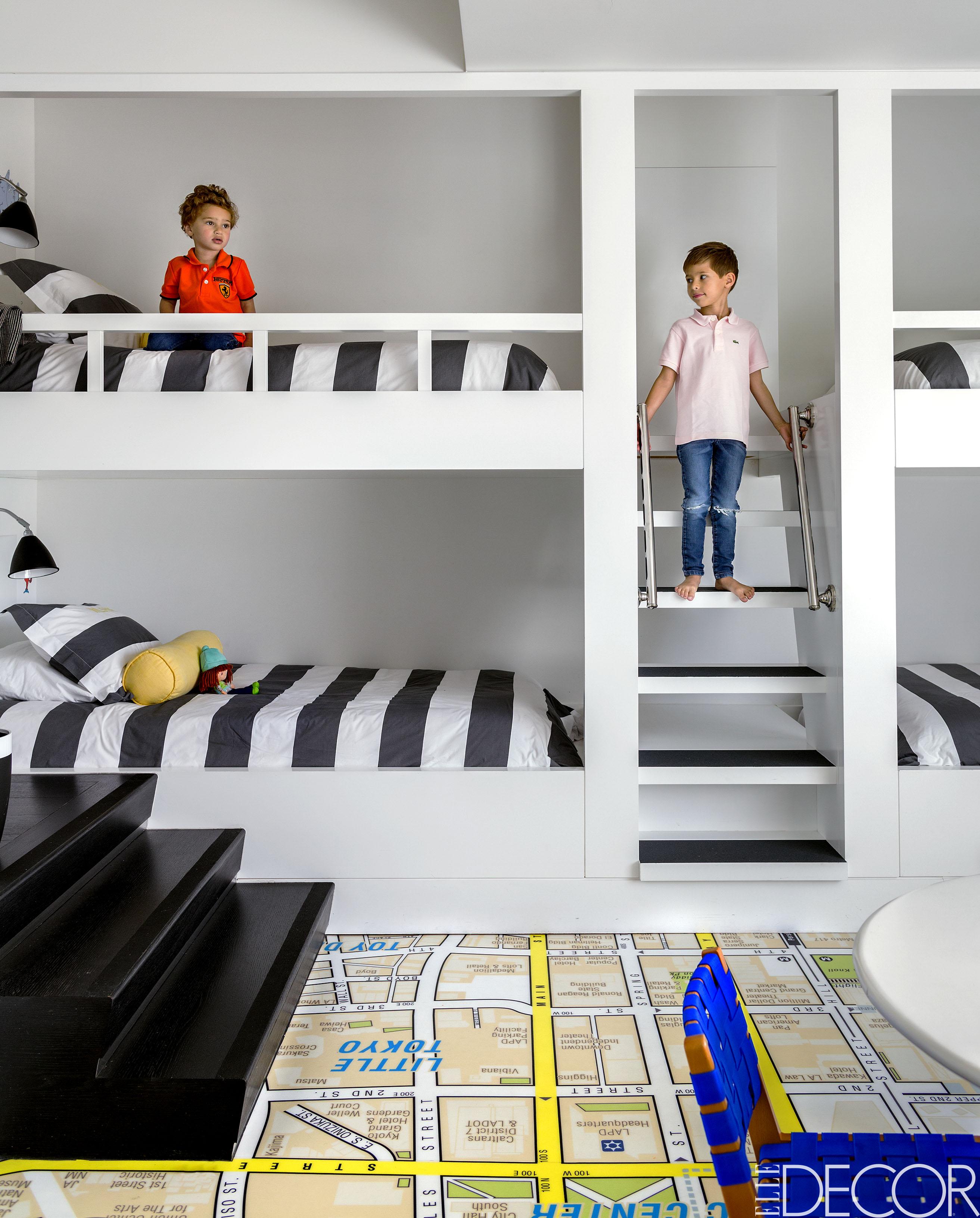 15 cool boys bedroom ideas - decorating a little boy room VLAZLMT