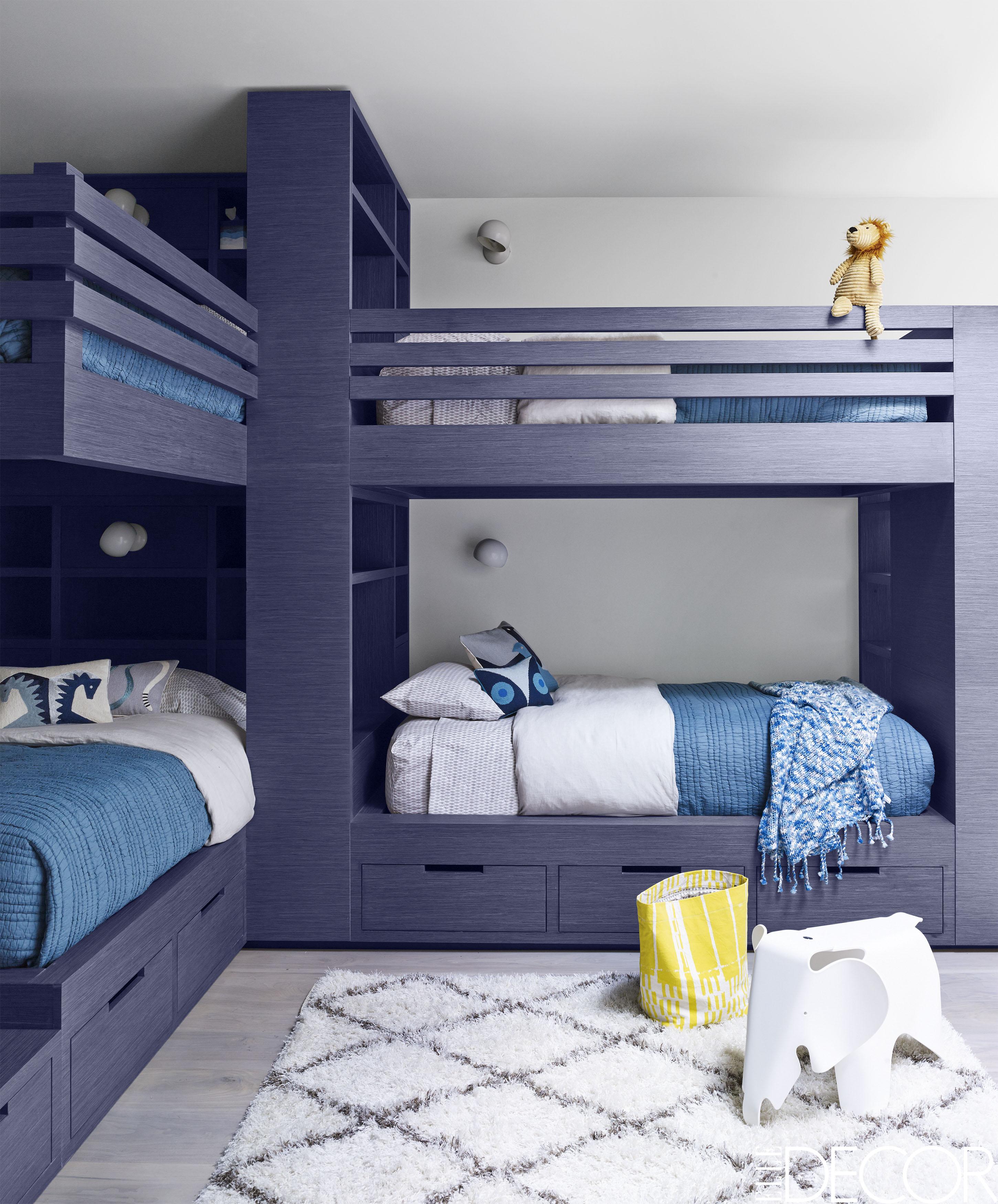 15 cool boys bedroom ideas - decorating a little boy room YYJMBOQ