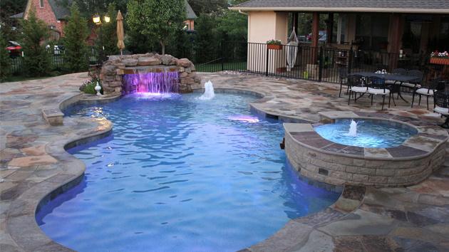 15 remarkable free form pool designs   home design lover EEJTAHV