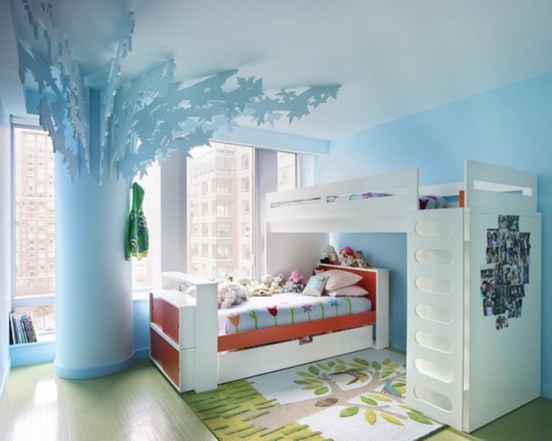 19 amazing kids bedroom designs FCTUSHS