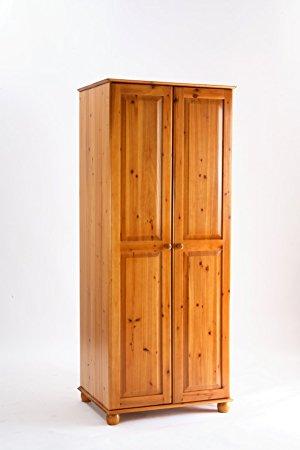 2 door pine wardrobe nova ZAMMDGE