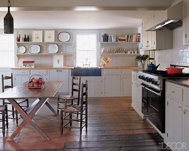 20 rustic kitchen decor ideas - country kitchens design WXEHDGH
