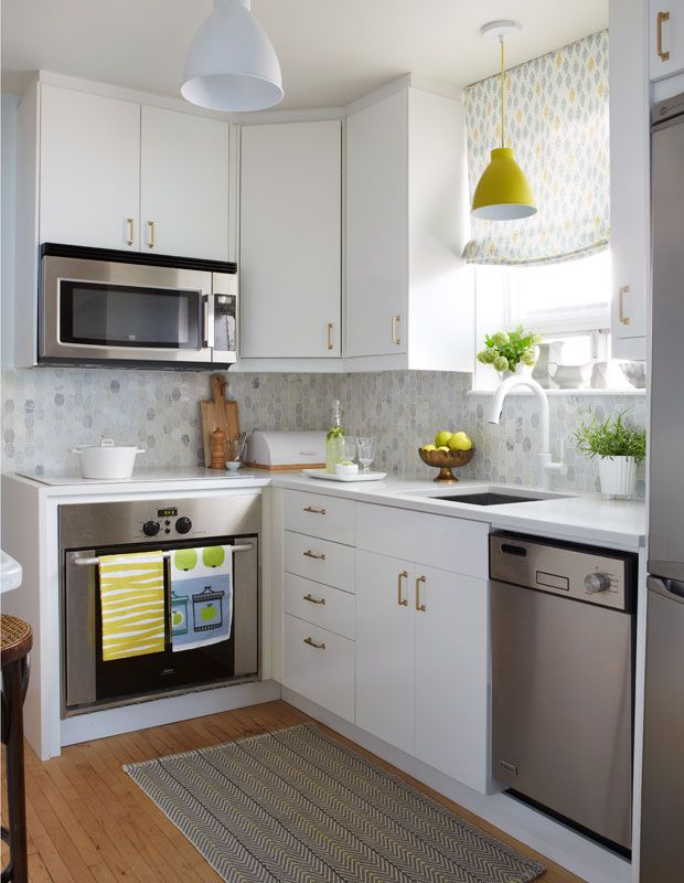 20 small kitchens that prove size doesnu0027t matter TDGVEQZ