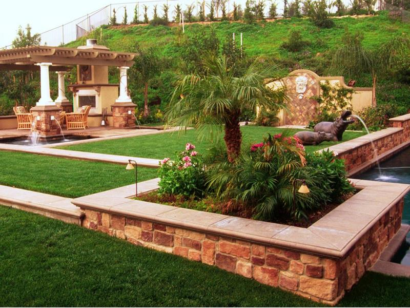 Reinvent your home with landscape design ideas