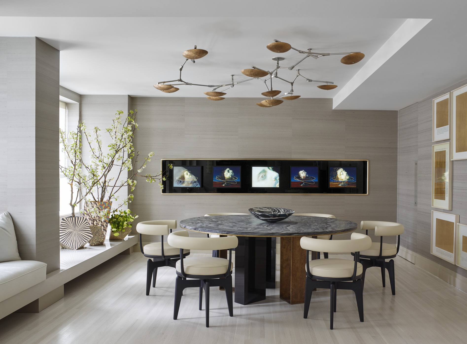 The necessity of modern dining room