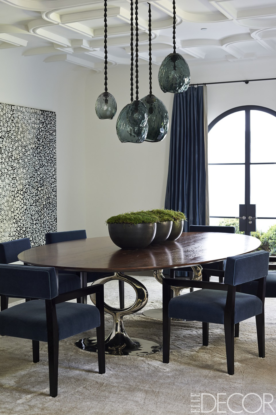 25 modern dining room decorating ideas - contemporary dining room furniture IDXTLAL