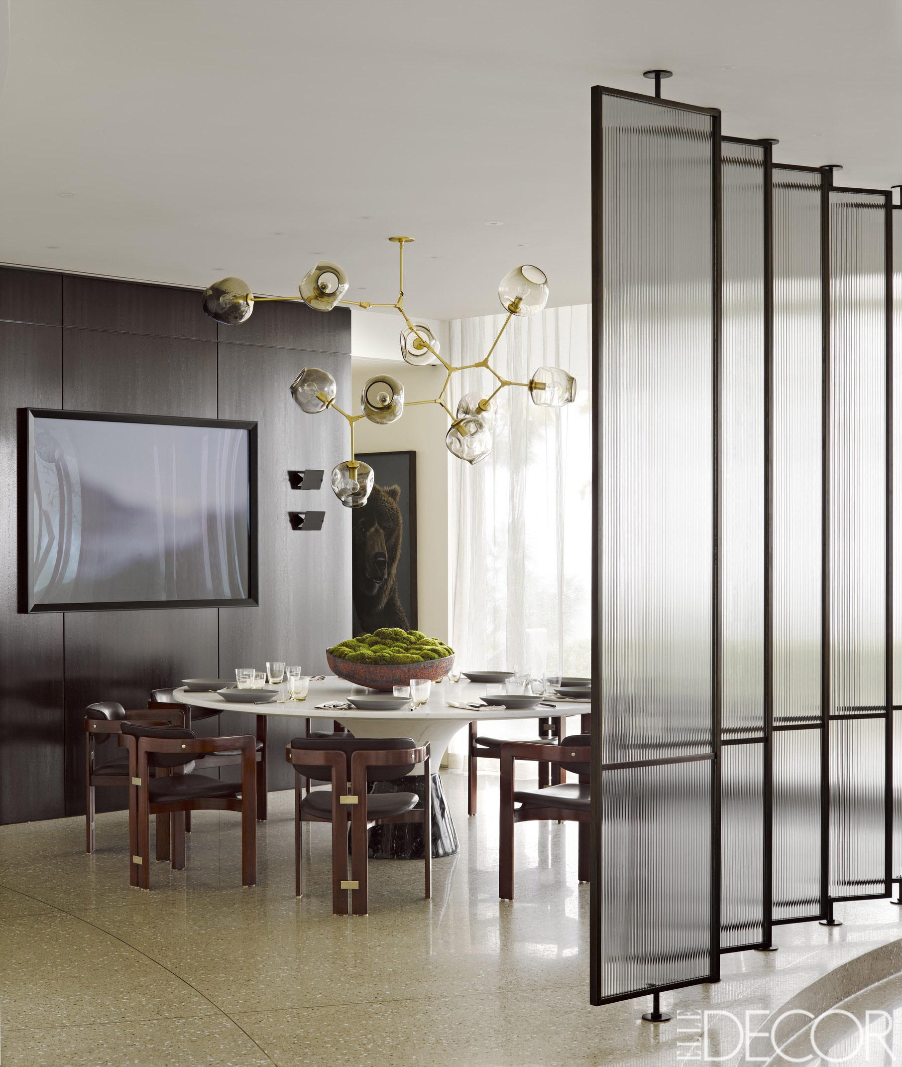 25 modern dining room decorating ideas - contemporary dining room furniture TDJJPCW