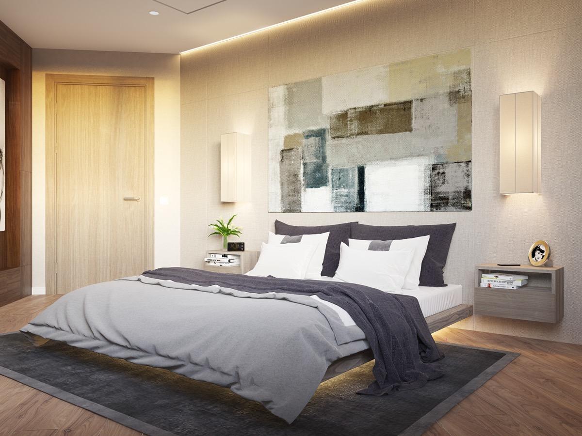 25 stunning bedroom lighting ideas PBTZHSR