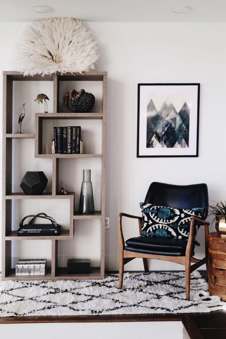 30 mid-century modern apartment interior design ideas FXSCQUZ