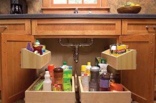 34 insanely smart diy kitchen storage ideas XFJPQAK