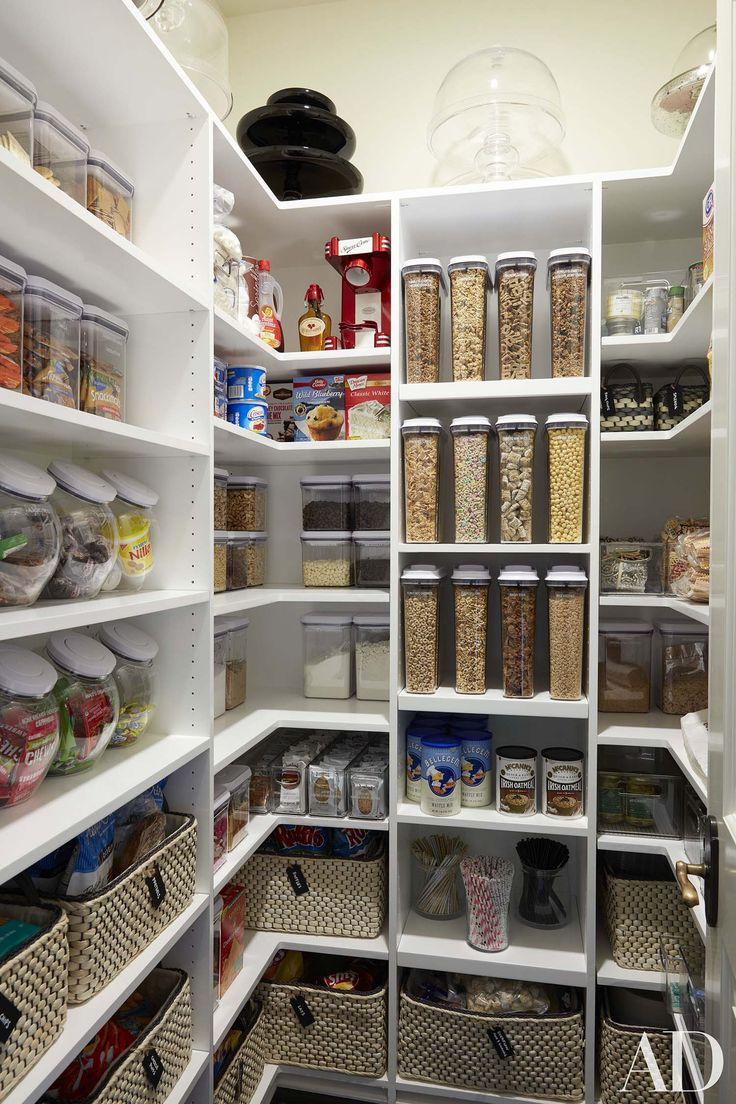 35 clever ideas to help organize your kitchen pantry LLGYBRZ