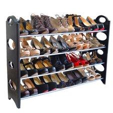 4 tier shoe rack KIZMNXH