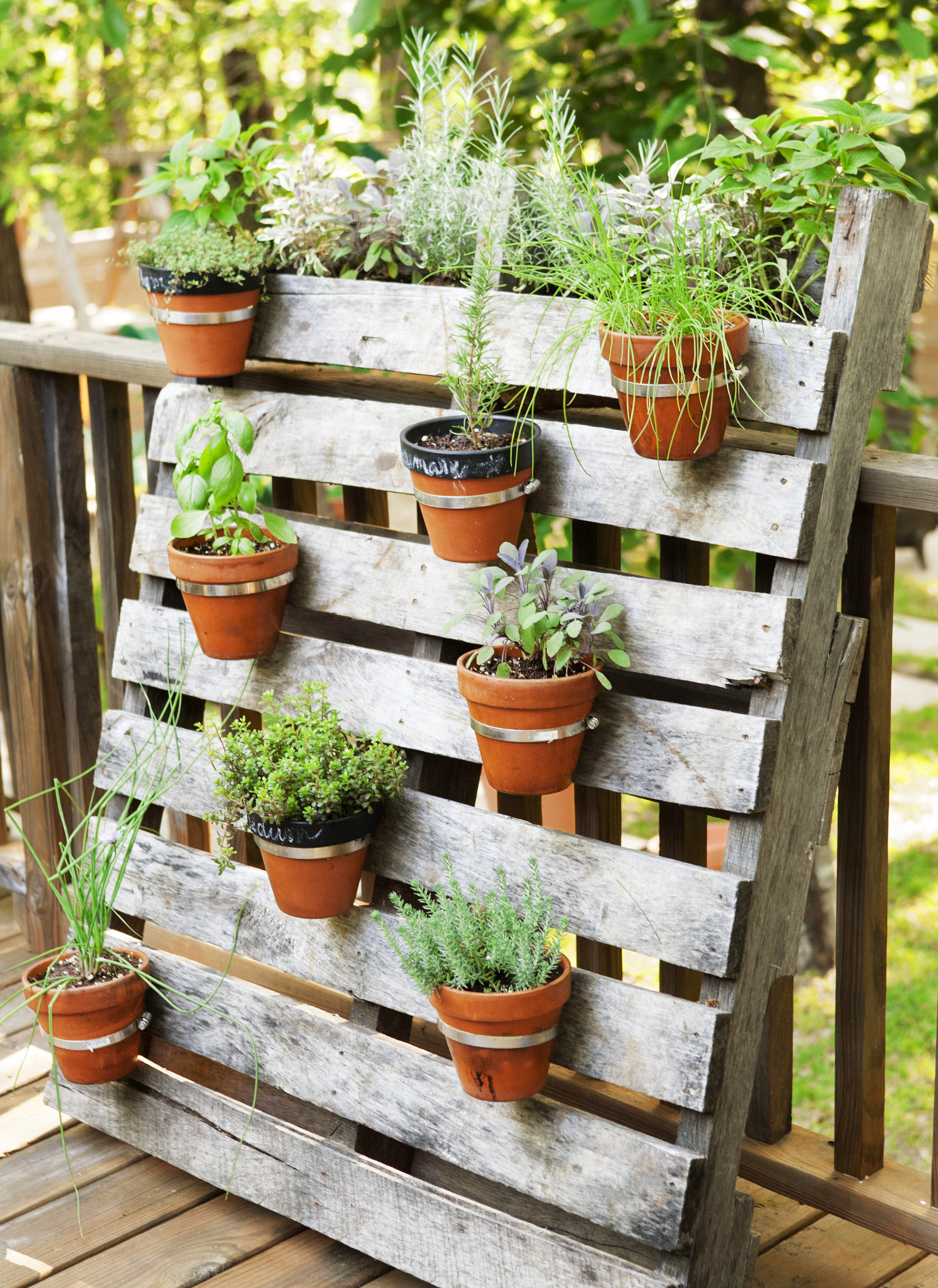 40 small garden ideas - small garden designs BOBPWAT