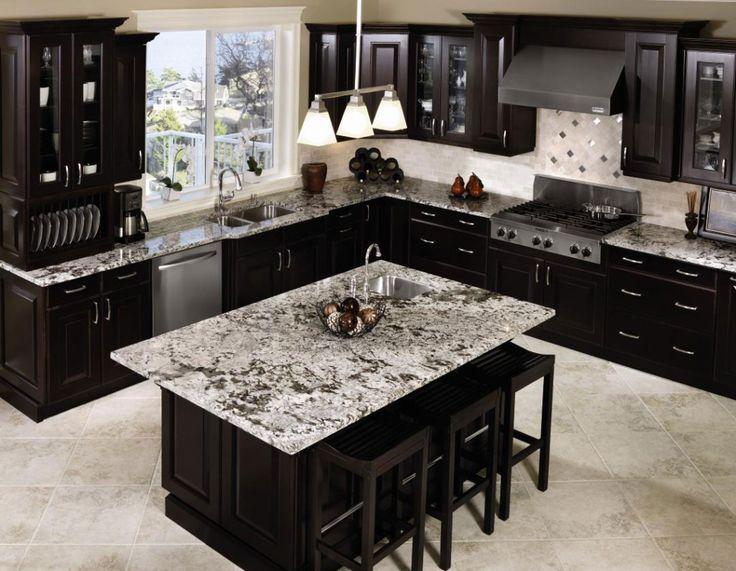 48+ beautiful stylish black kitchen cabinets inspirations WFDFBSC
