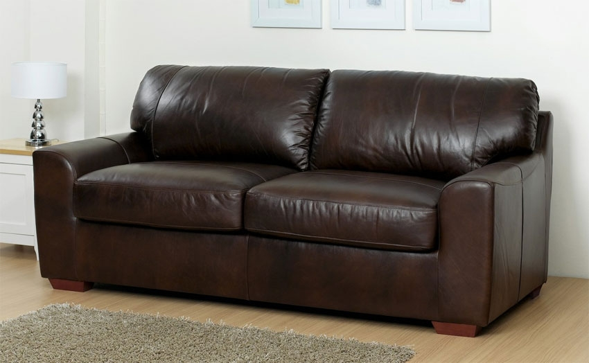 52 leather sofa beds, johansson faux leather sofa bed in cream . VFYURCL