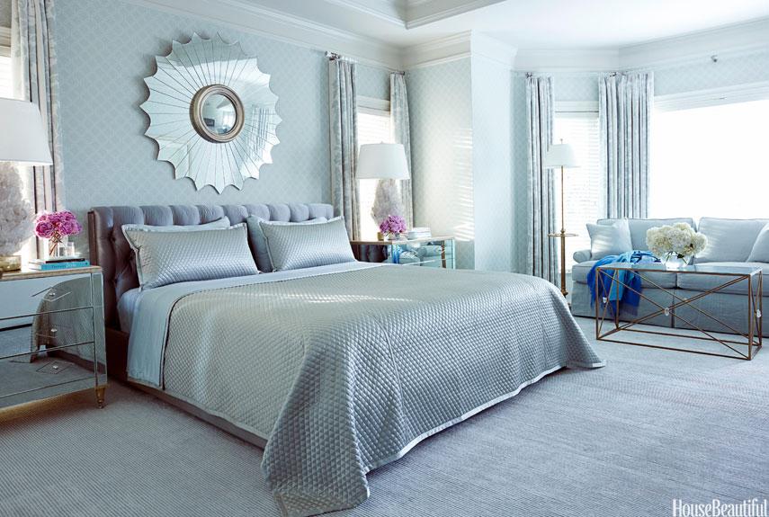 60 best bedroom colors - modern paint color ideas for bedrooms - house KWPCCJZ
