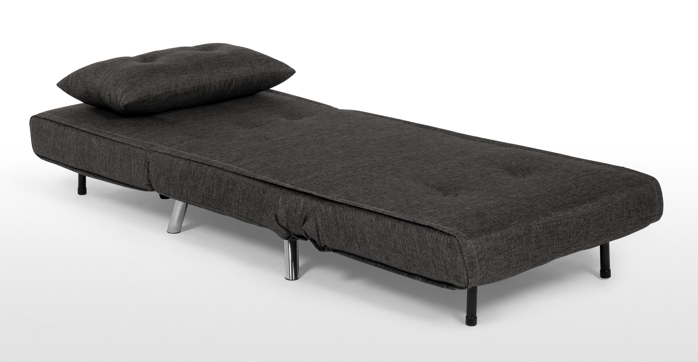 a single sofa bed, in cygnet grey BKMOQHE