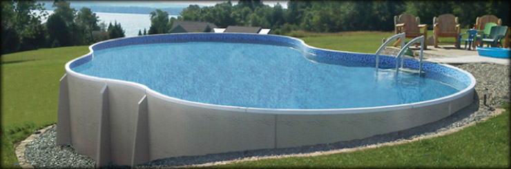 above ground pools swimming pools - aboveground and inground . FUYLNTZ