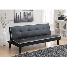 ailith leather sleeper sofa JAFSHOV