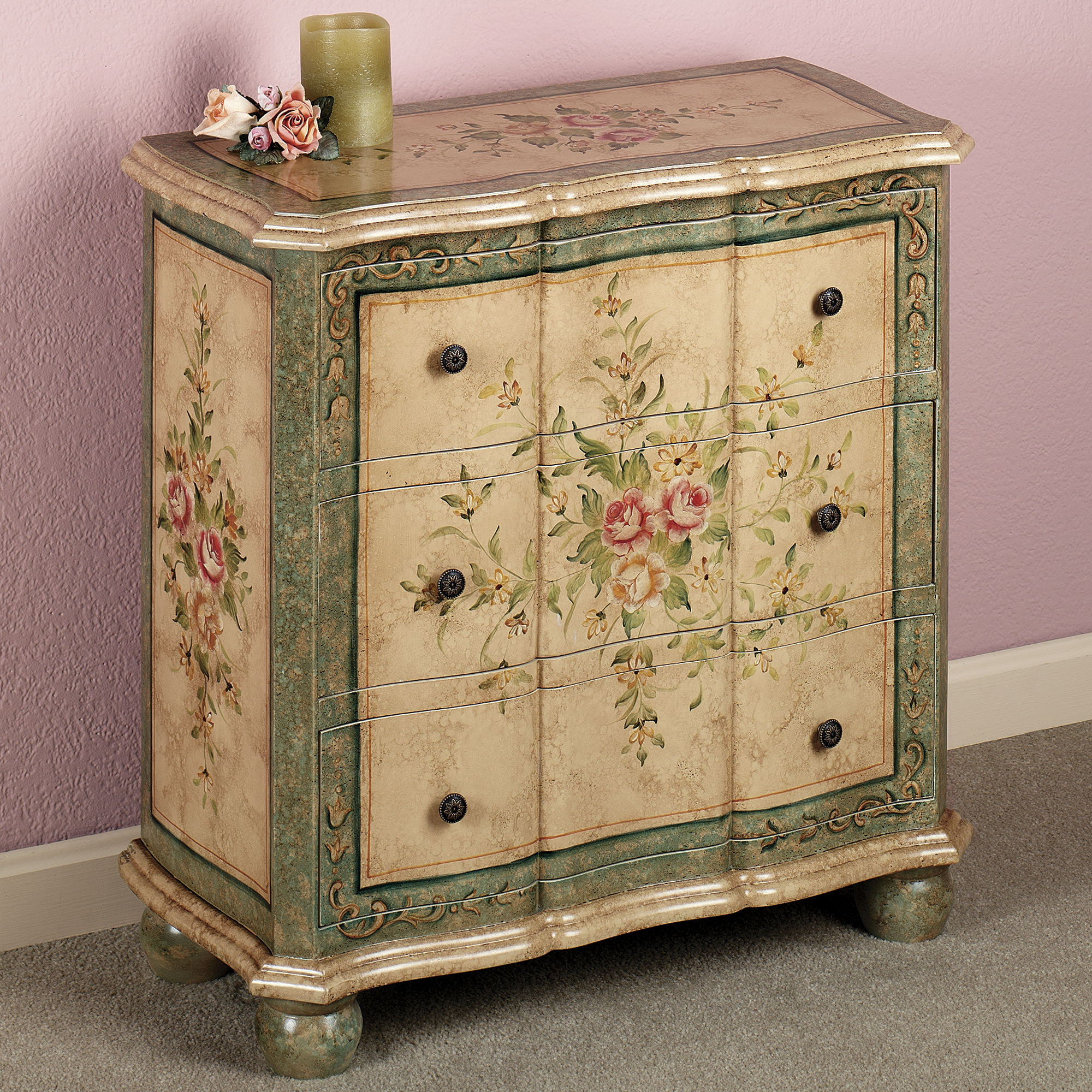 amazing hand painted furniture - goodworksfurniture WUZVFRC