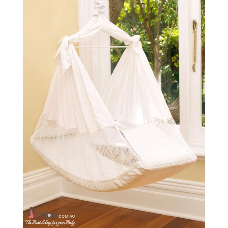 Second to mama's arm- baby hammock