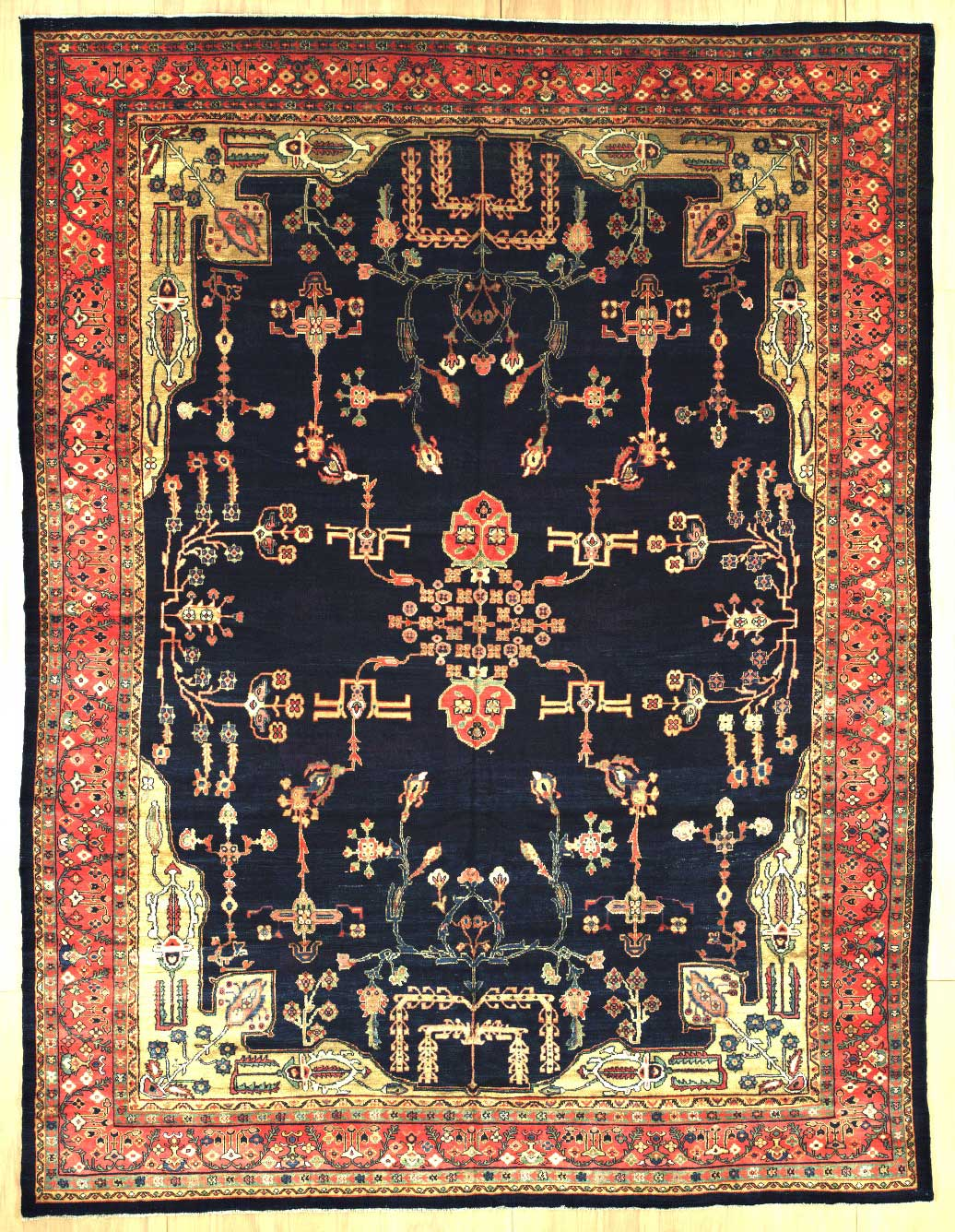 antique rugs buy antique designer rugs nj, antique serapi rugs, antique heriz rugs - antique RUCDXMB