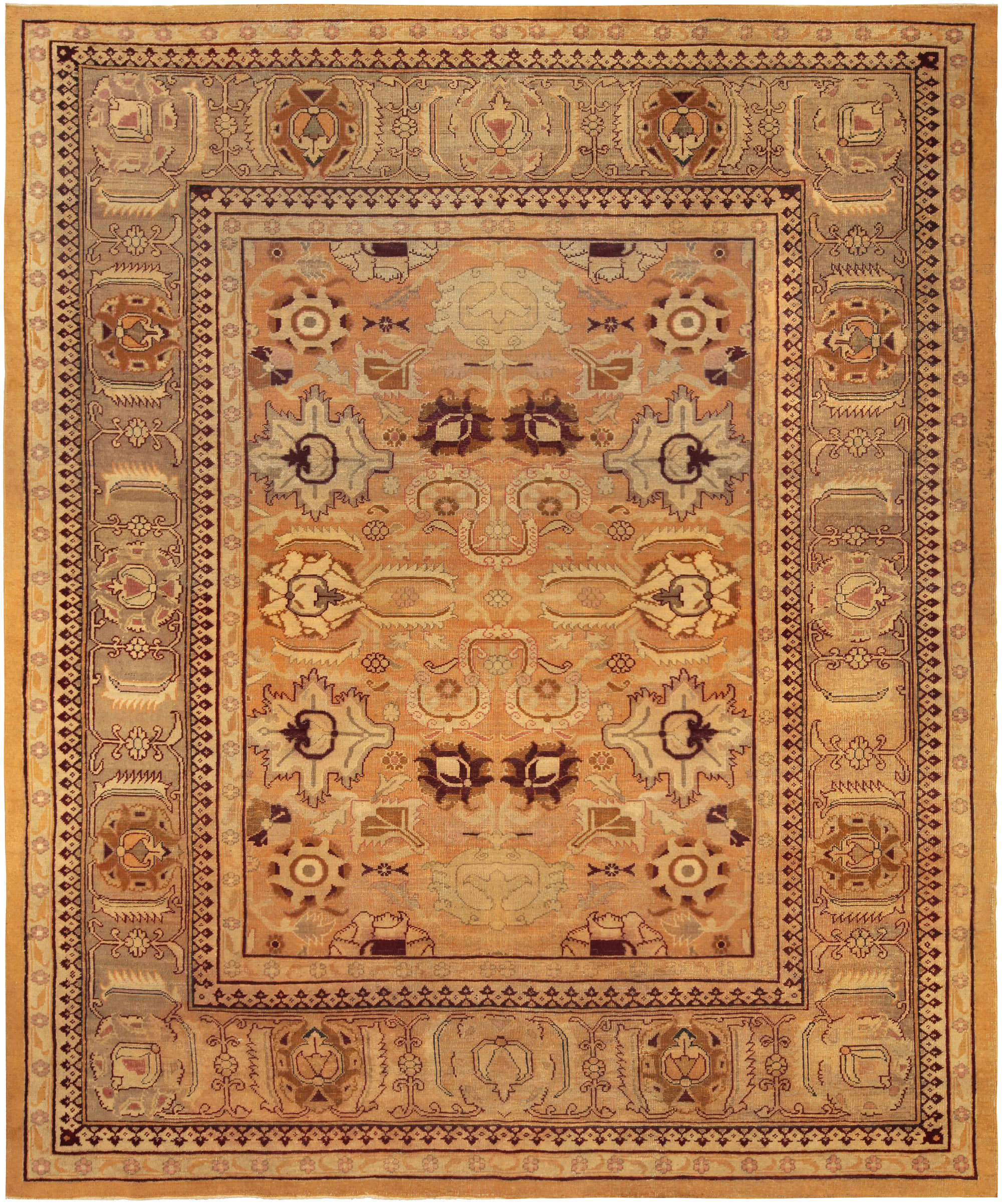 antique rugs indian amritsar GRXBJQS