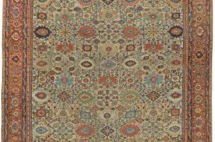 antique rugs: sultanabad antique rug UESBDFQ