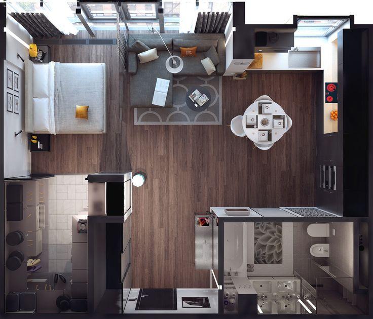 apartment design ideas find this pin and more on ideas para el hogar. JXNMUMU