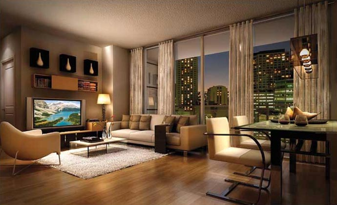apartment interior design ideas 30 best small apartment design ideas ever  freshome HUOPLCO