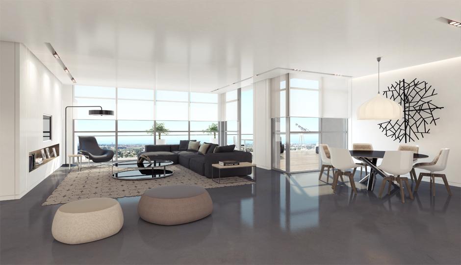apartment interior design inspiration XIEUIZU