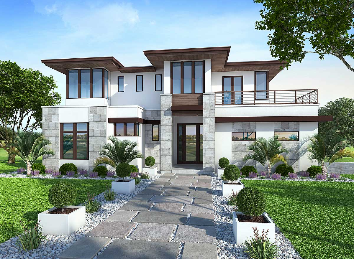 architectural designs modern house plan 86033bw gives you over 5,000 square  feet JROYLIW