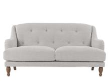 ariana 2 seater sofa, chic grey IKDZCWN