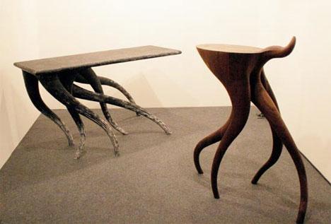 art furniture galloping-horses-furniture WJTFZLK