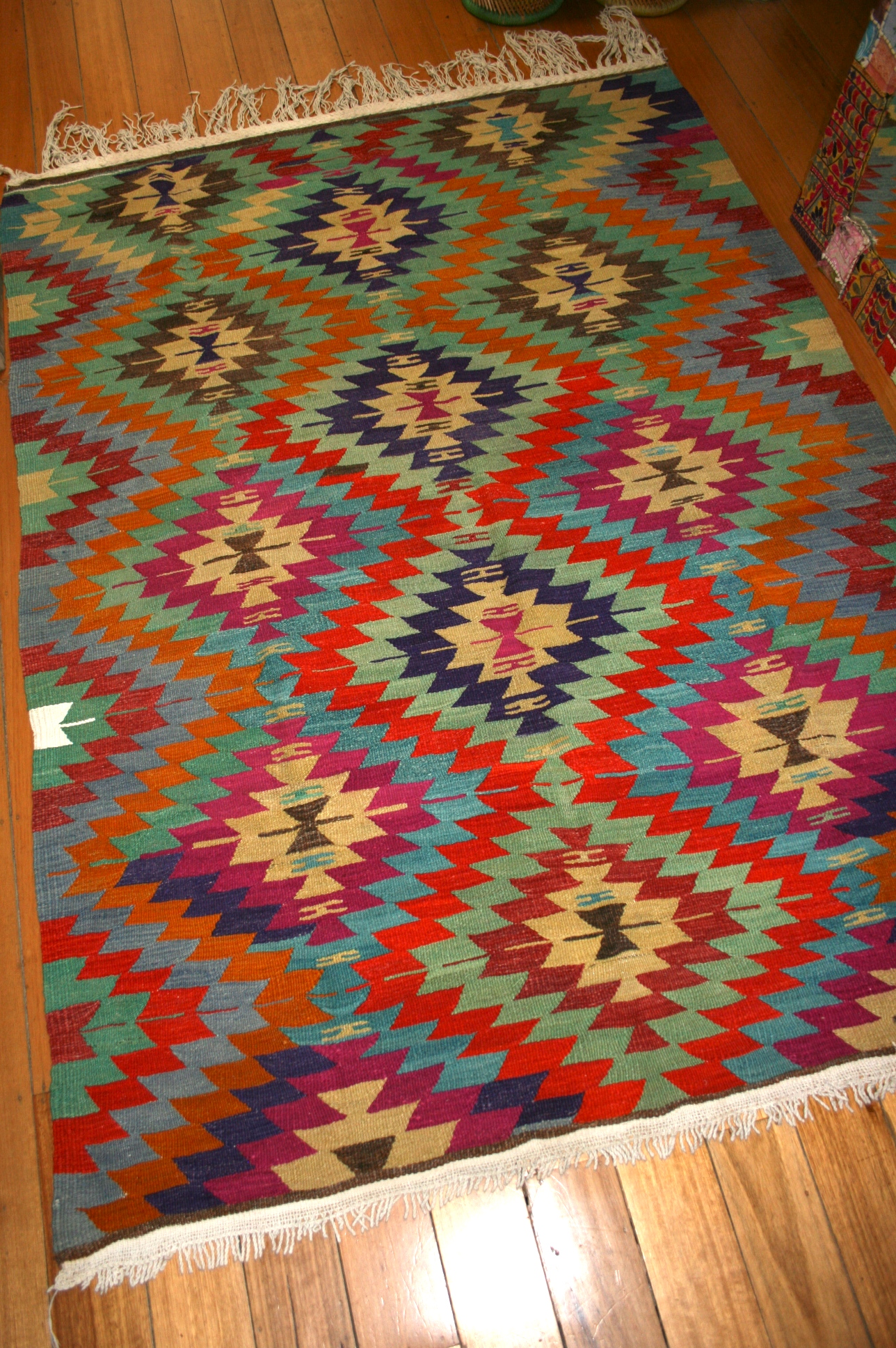 aztec rugs aztec vintage kilim rug YOQPJUD