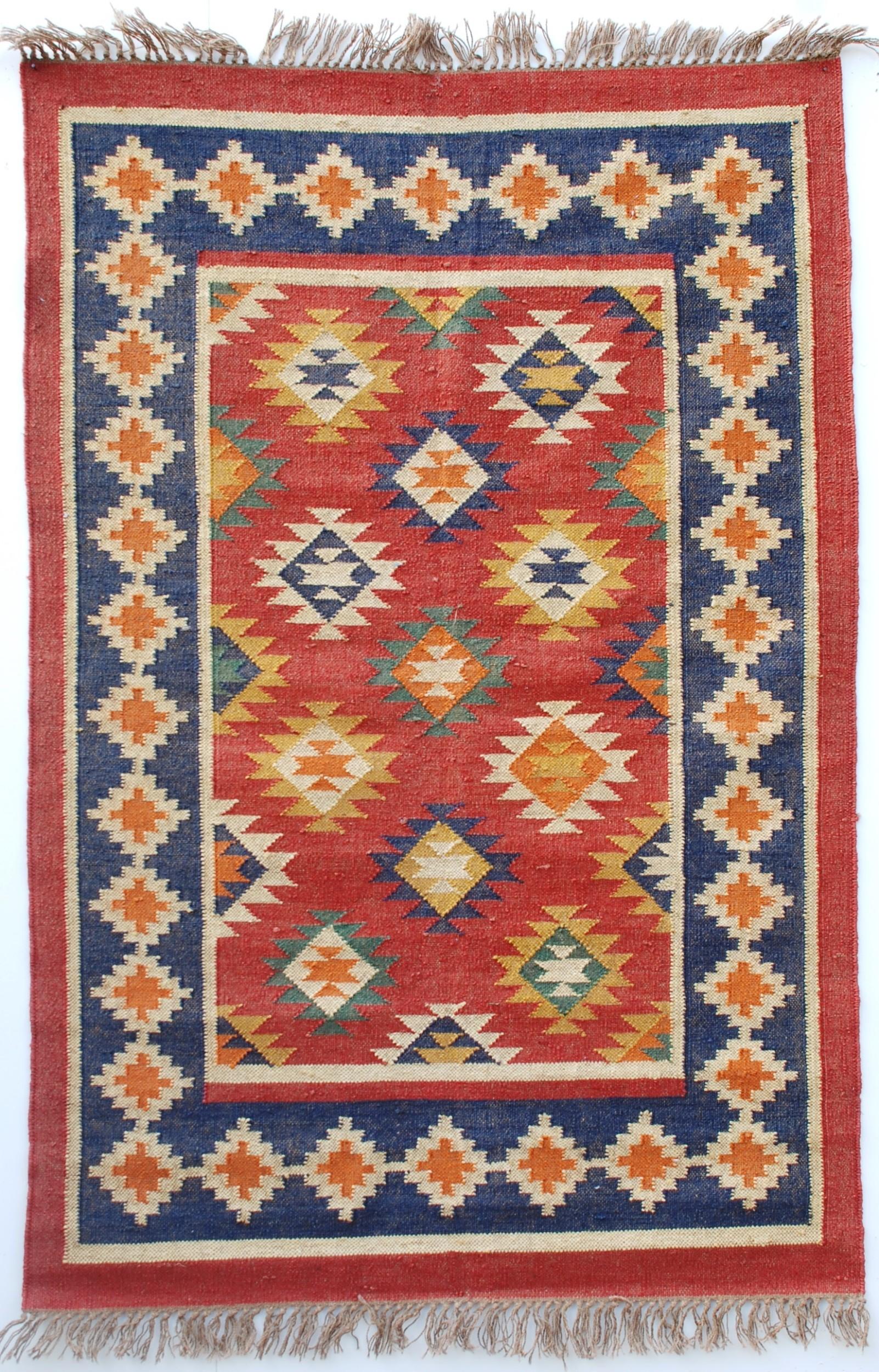 aztec rugs scandinavian handwoven rug - aztec block MEEWKVV