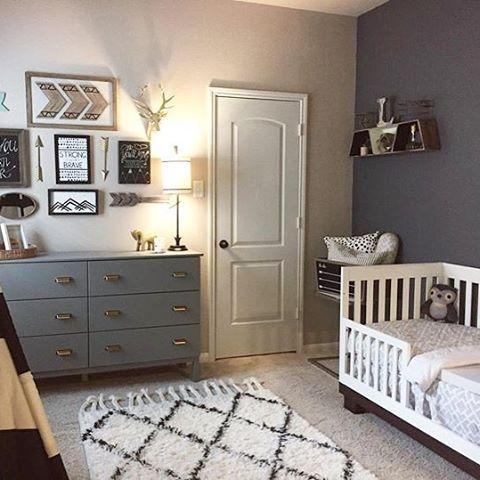 baby boy nursery ideas @projectnursery  SLXXOKH
