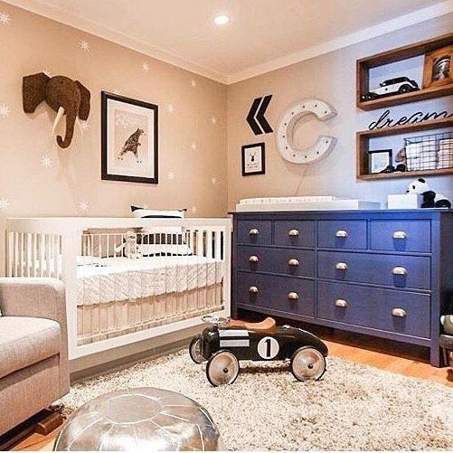 baby boy nursery ideas baby boy nursery decorations blue and beige nurseries XOZZWKB