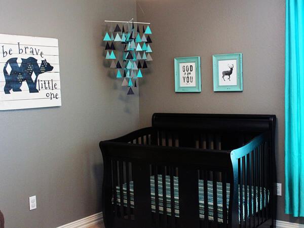 baby boy nursery ideas baby boy room idea - shutterfly FGBWRQU