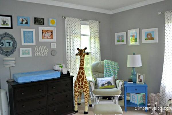 baby boy nursery ideas baby boy room idea - shutterfly RYGMCJP
