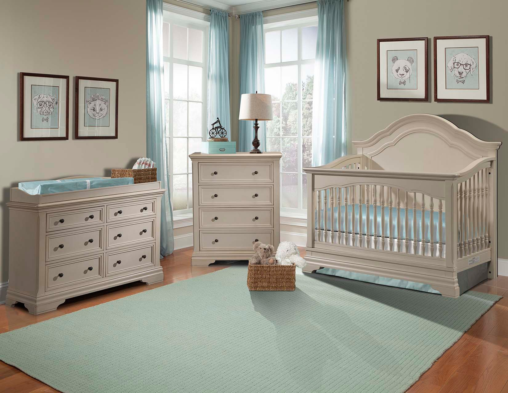 Baby furniture sets are cute