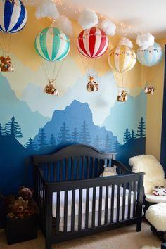 baby room decoration fox animal wall art print nursery decor woodland nursery forest animals baby ODHBUEP