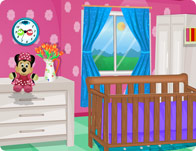 baby room decoration - girl games ERPEIHM