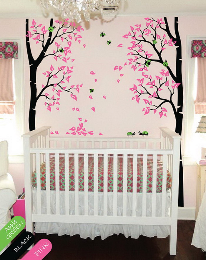 baby room decoration image of: baby room decorations nz ZRJSTWL
